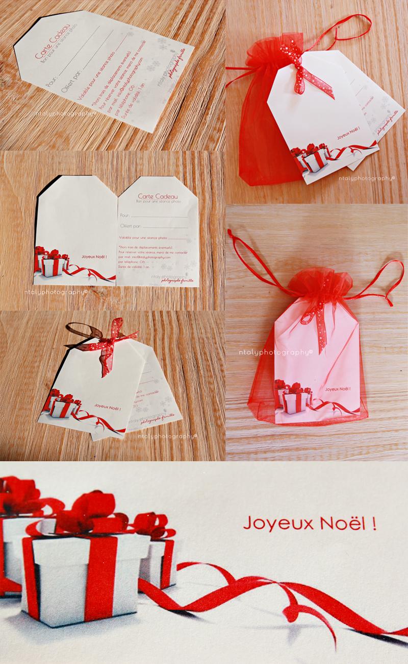 offre speciale bon cadeau noel compo