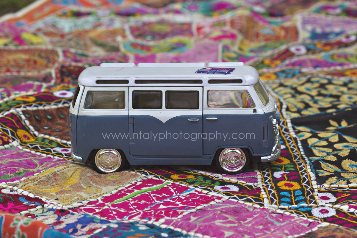 combi VW T2 boheme seance photo lifestyle