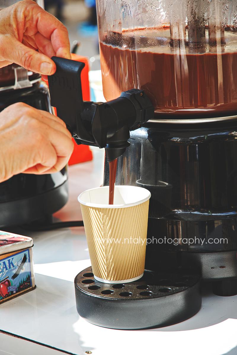 chocolat chaud machine