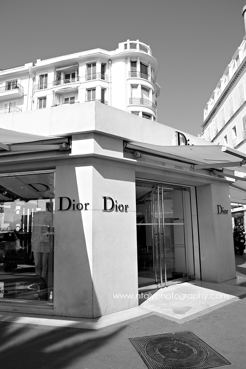 boutique dior cannes