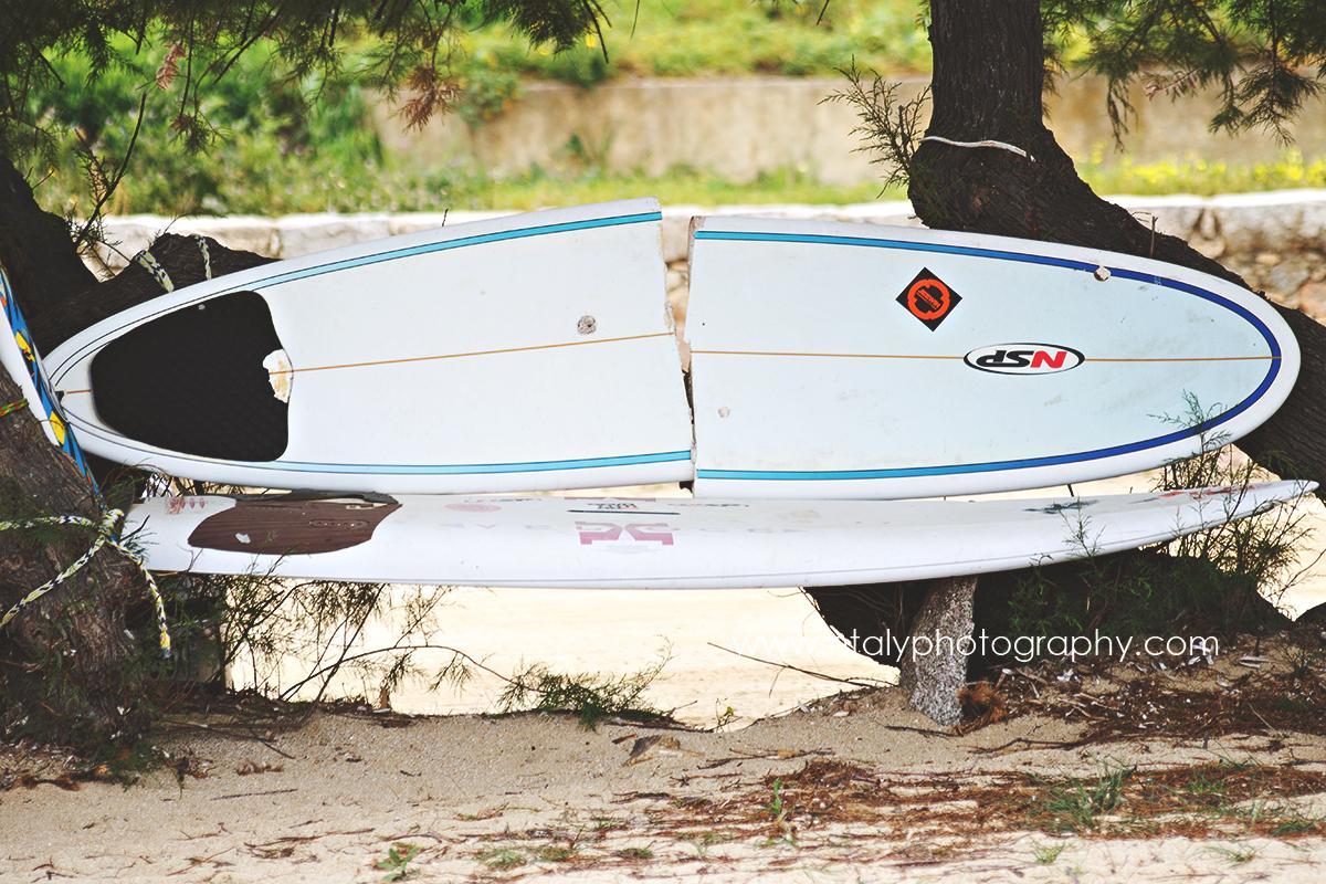 banc surf plage