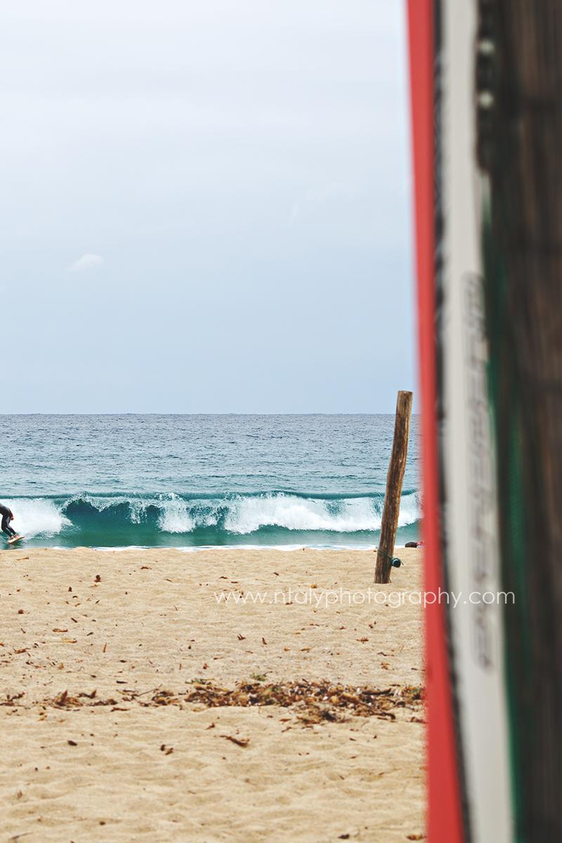 plage vagues surf