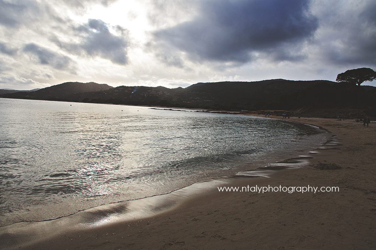 plage corse palombaggia
