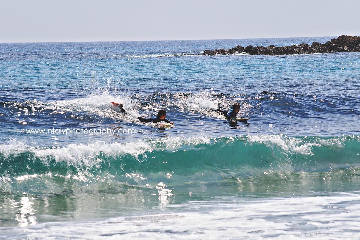 surf frères vague