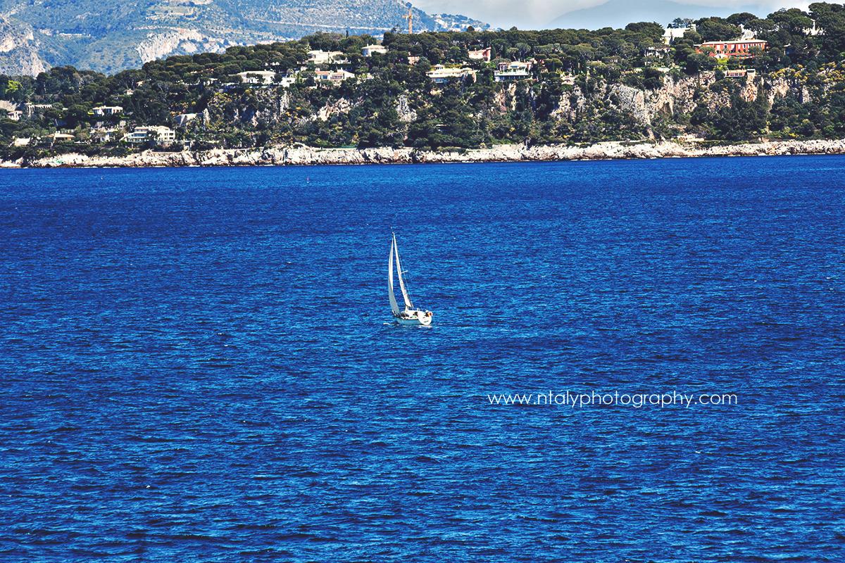 mer mediterranée bateau