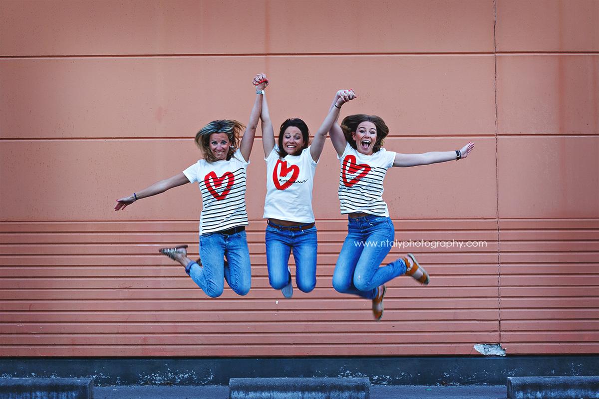 happy saut 3 soeurs evjf