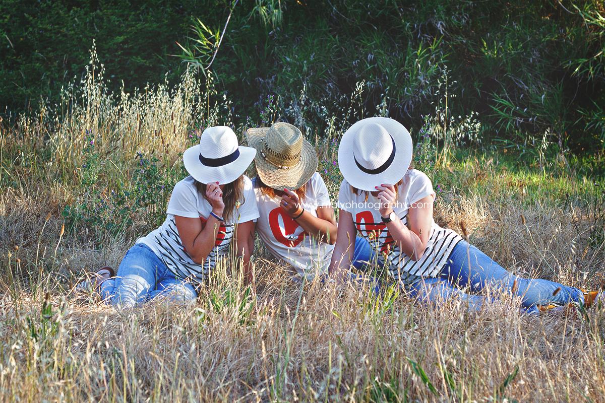 3 soeurs chapeaux