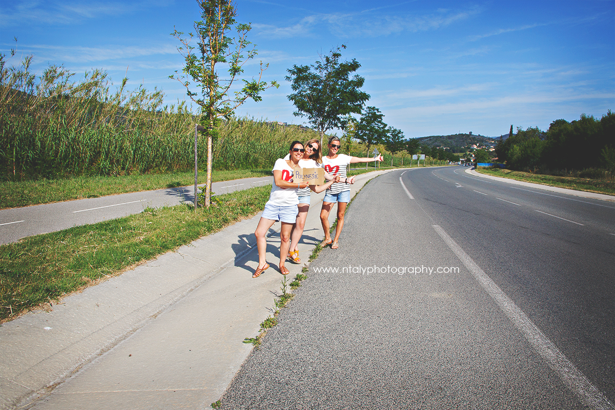 route autostop polynésie mariage voyage de noces