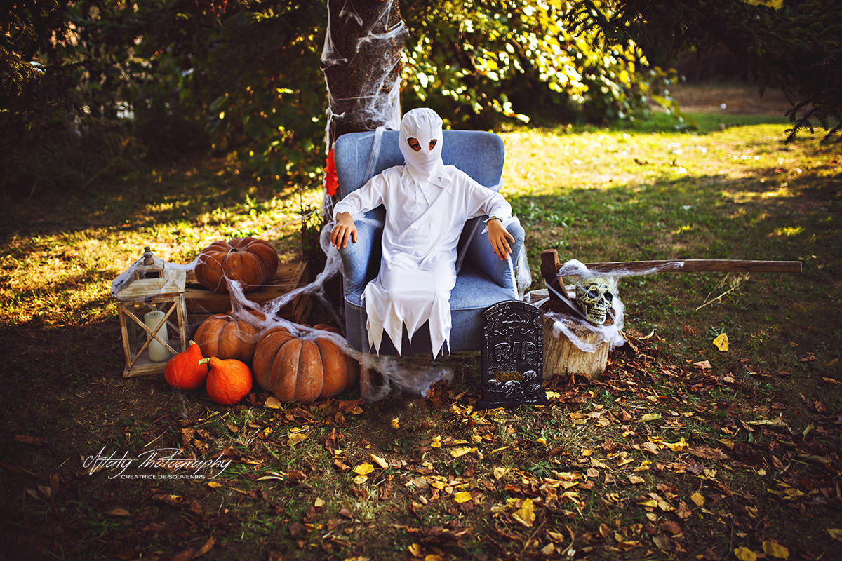 halloween fantome