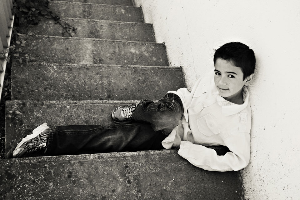 photographie enfant famille