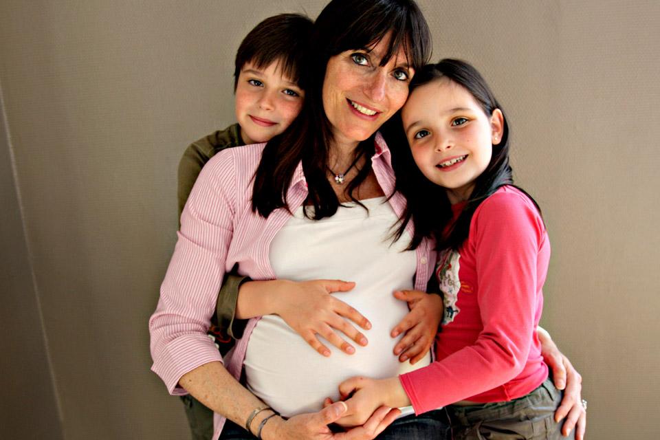 photographe famille grossesse