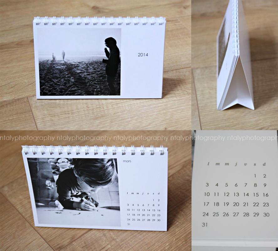 offre calendrier 2013 cadeau noël photographe séance photo famille à domicile