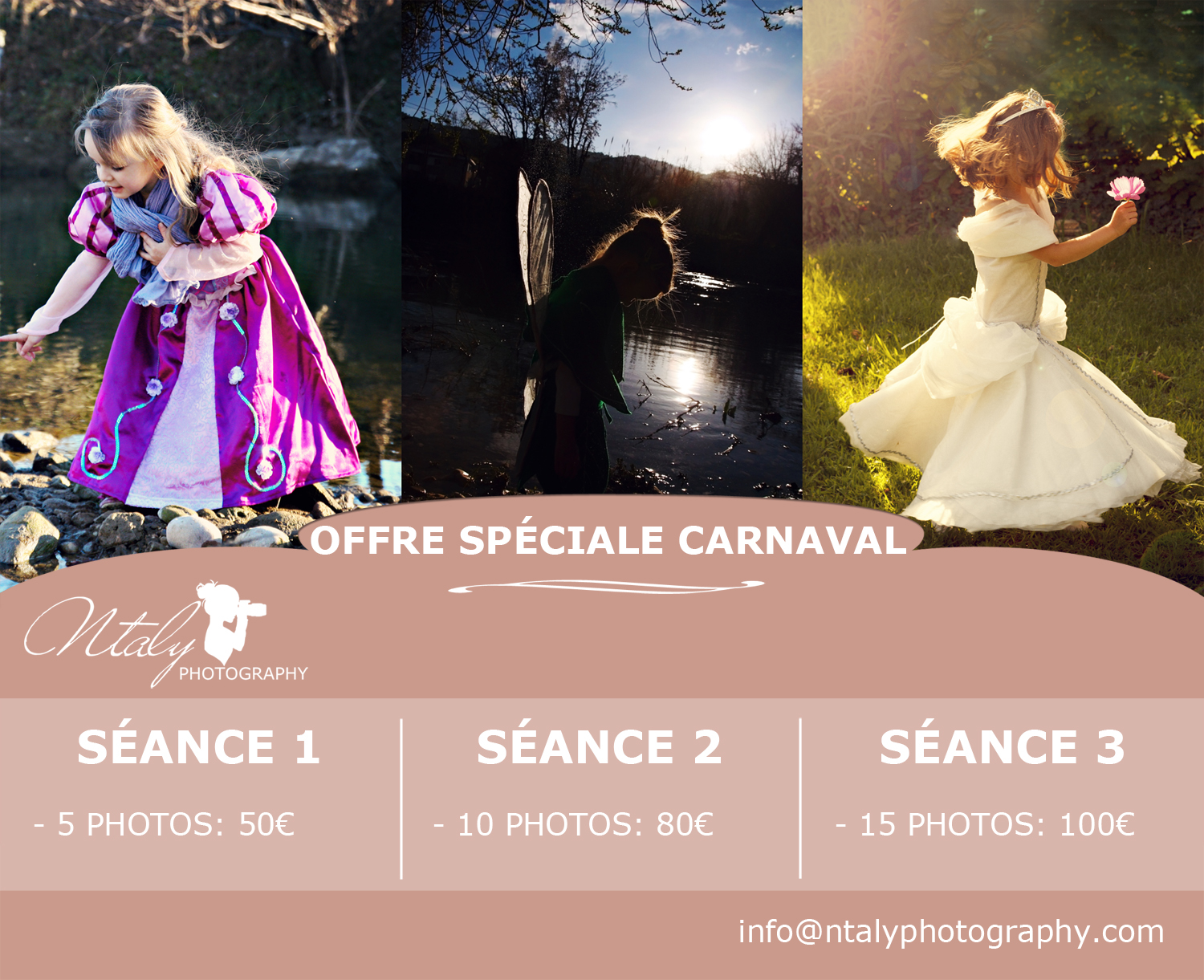 offre speciale carnaval 2015 - 2