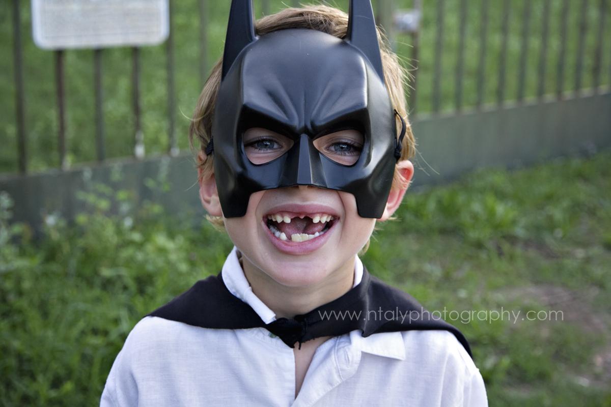 batman fun perte dents de lait
