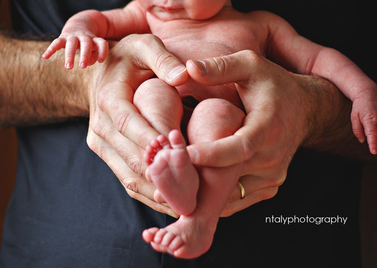bue bras papa petits petons