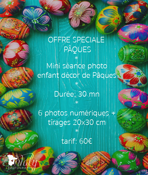 offre speciale paques 2017