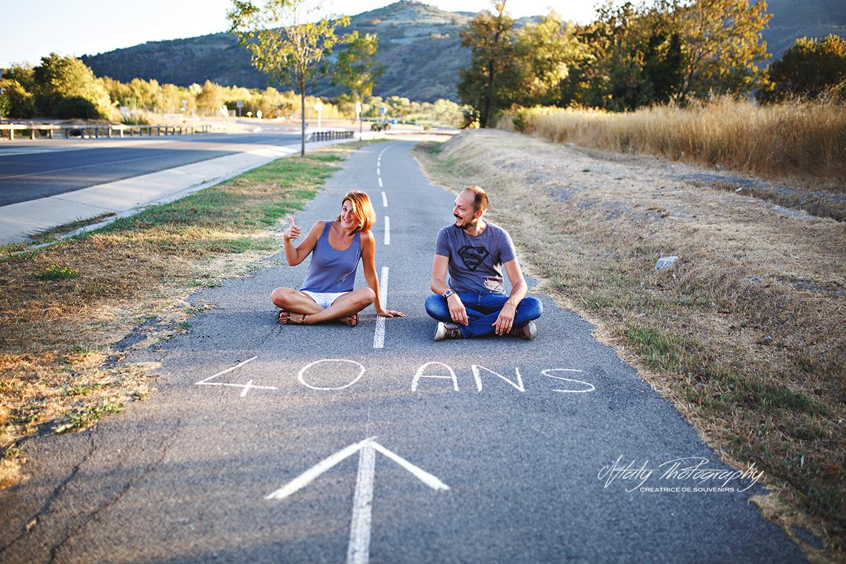 route 40 ans couple